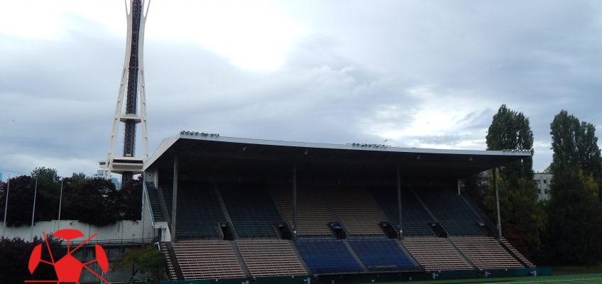 Memorial Stadium, Seattle, Wa., Verenigde Staten